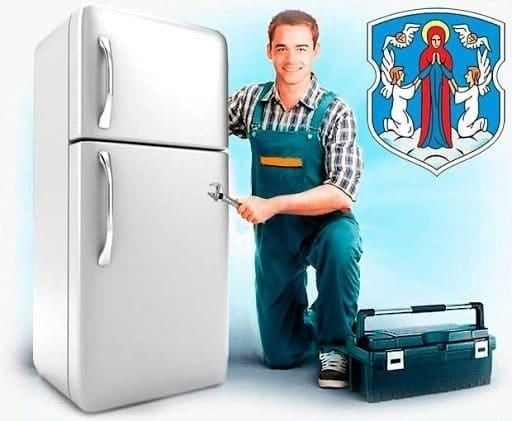Ремонт холодильников,морозилок,витрин