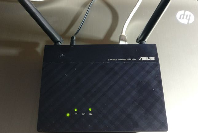 Router ASUS RT-N12+