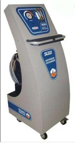 Промывка радиатора, замена антифриза аппаратом, очистка авто печек