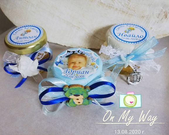 Ефектни Подаръчета за сватба и кръщене с магнит
