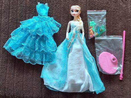 Papusa noua printesa Elsa_Frozen (Regatul de Gheata)