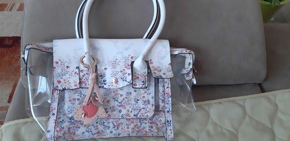 Чанта parfois  с етикет