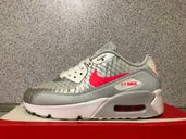 ОРИГИНАЛНИ *** Nike Air Max 90 Ultra 2.0 BR Breeze GS Grey Pink