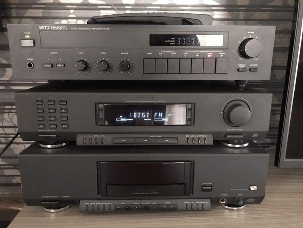 Sistem audio Philips+Vector+Focal