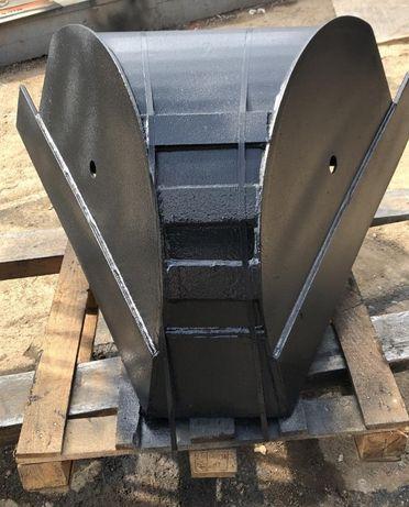 Cupa trapez trapezoidala rigole buldoexcavator CAT, JCB, etc HARDOX