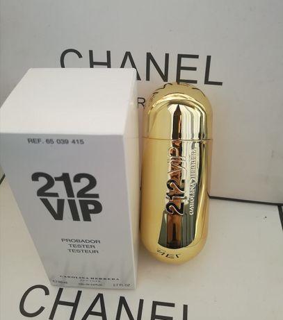 Женский парфюм Carolina Herrera 212 VIP 80ml по доступной цене