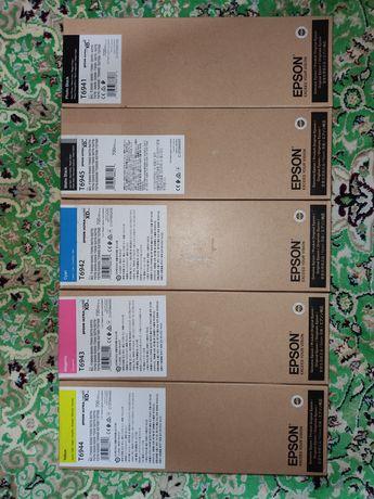 Картриджи для Epson SureColor SC-T7200.