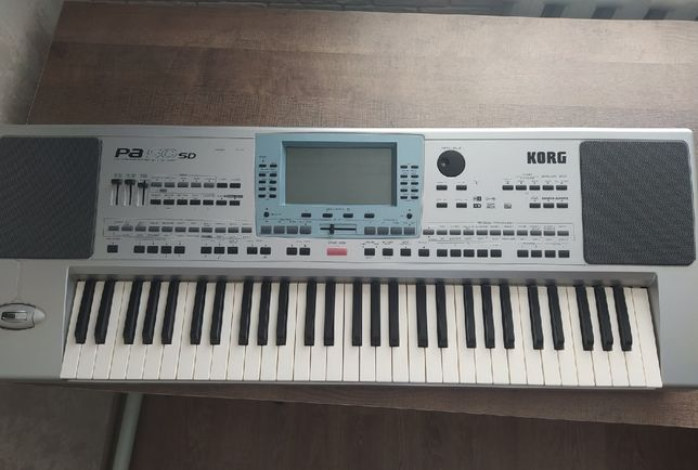Синтезатор KORG PA50 SD