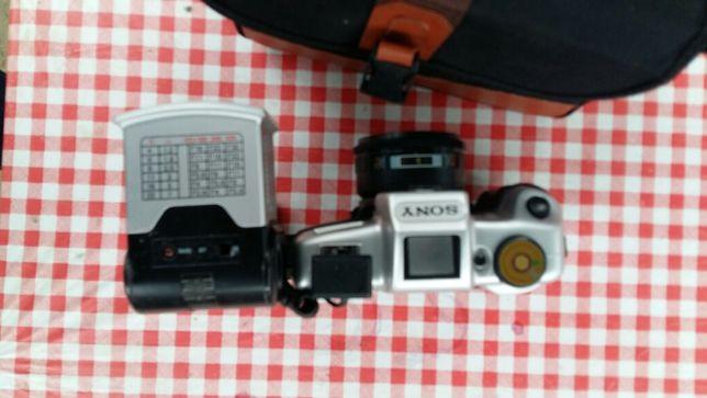 Vând aparat de fotografiat cu film,marca Sony.