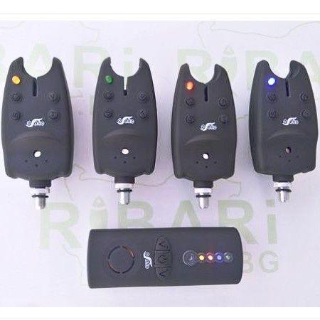 Осако сигнализатори с дистанционно - 4+1