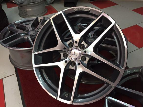19ц 5/112 AMG Mercedes GLC/GLE/ML/GL/E klaas/S klaas/ Original НОВИ
