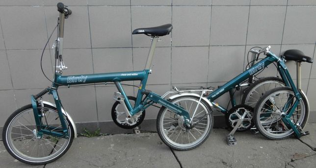 Reducere! Biciclete Riese Muller pliabile