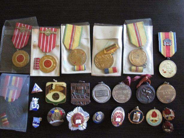 medalii perioada comunista
