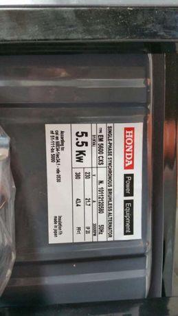 Generator trifazat honda ECMT 7000