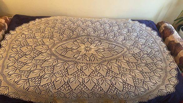 Плетени покривки