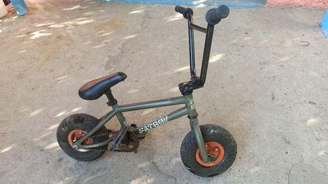 "Fatboy Mini BMX The Assault Pro 10"" трюковой велосипед"
