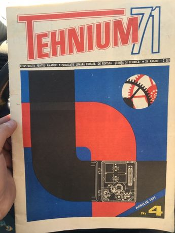 Revista Tehnium 71