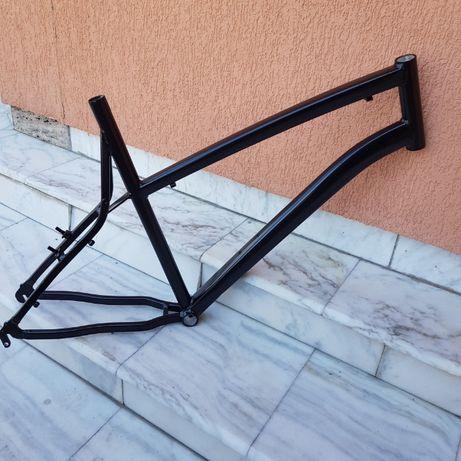 cadru bicicleta ROCKRIDER 340, aluminiu, V-brake, 26 inchy