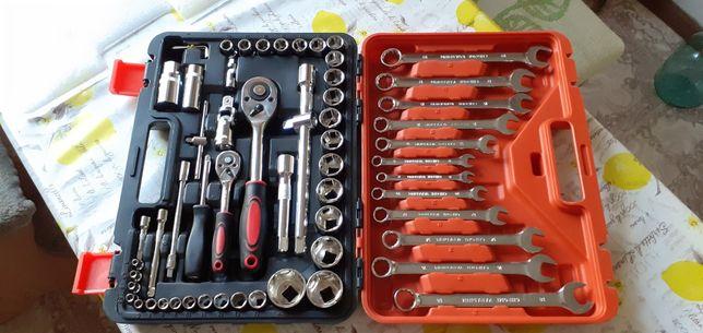 Продам новые ключи . Набор 61 штука . Для водителей