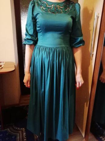 Турецкий койлек. Платье
