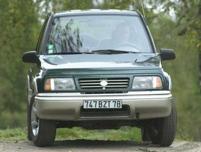 Motor Suzuki Vitara diesel