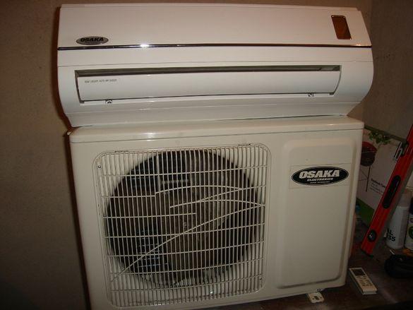 Монтаж,демонтаж,профилактика и ремонт на климатици
