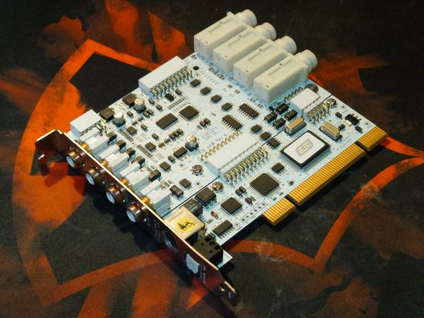 PCI звуковой интерфейс ESI Julia