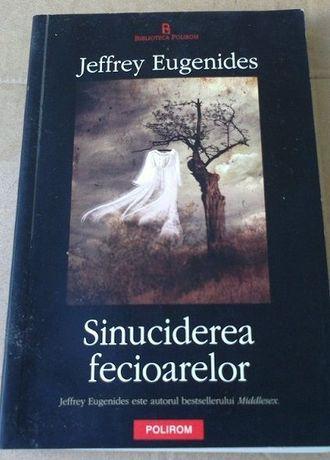 Jeffrey Eugenides, Sinuciderea fecioarelor, Polirom, noua