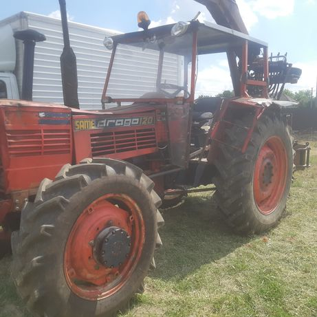 Tractor same 120cai