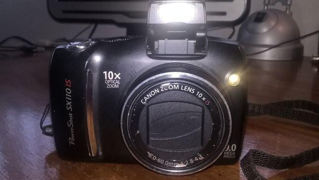 camera foto digitala, Superzoom CANON SX 210 is (stabilizare imagine)