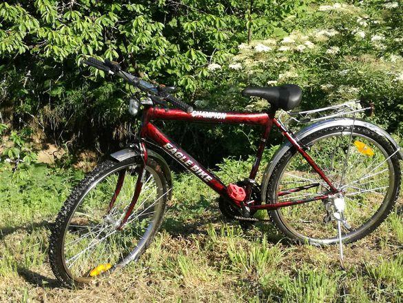 Велосипед, планински бегач