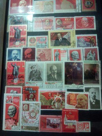 Класьор с пощенски марки