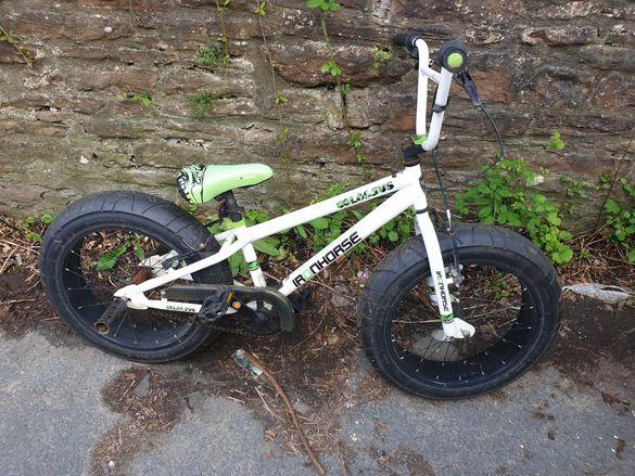BMX custom ironhorse