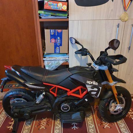 Motocicleta copii Aprilia