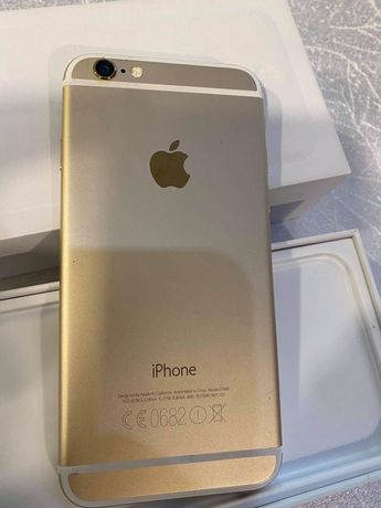 Iphone 6 rose gold white