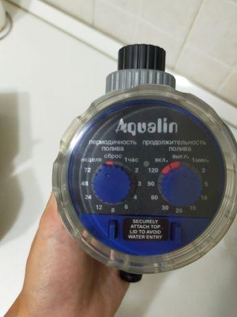 Таймер для автоматической подачи воды