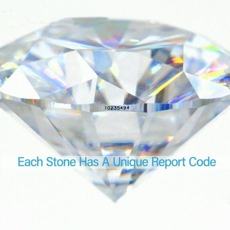 Камъни за годежни пръстени МОЙСАНИТ 1.5карат Брилянт цвят Д съртефика