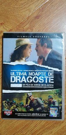 ULTIMA NOAPTE DE DRAGOSTE DVD Pret 100 ron în Fălticeni Trimit în Tara
