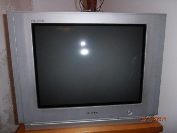 Продавам телевизор Самсунг - Плано. Диагонал на екрана 53 см /21 инча.