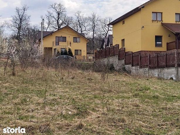 Vând teren intravilan în Hunedoara, 486mp, zona Ciuperca