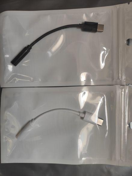 USB type C to 3.5mm Headphone audio Jack Adapter