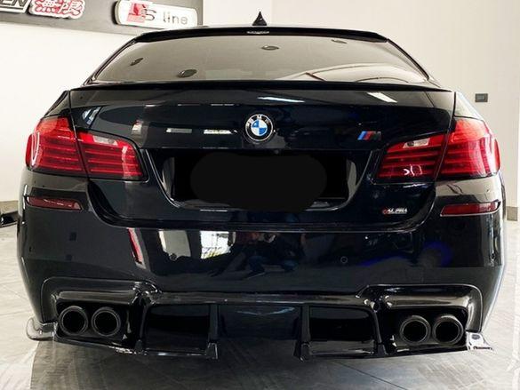 Дифузьор / спойлер за задна броня за БМВ Ф10 / BMW F10 Vorsteiner