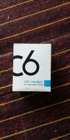 Продам LED-лампы С6 Н7