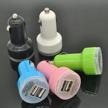 USB зарядно устройство за автомобили за iPhone 5 6 6 плюс за IPAD 2 3