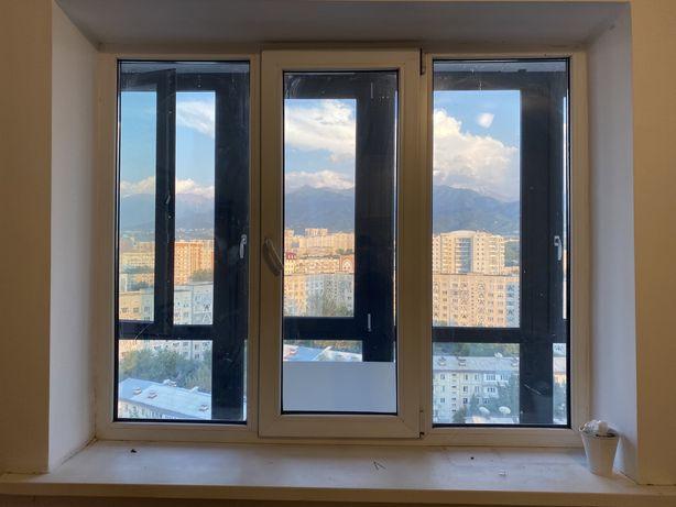Продам пластиковые окна и двери