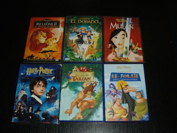 DVD cu filme diferite genuri