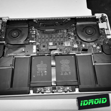 Service Reparatii LAPTOP PC MacBook Air / Pro 13 15 iDroid Solution