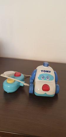Vand masinuta catel Tomy cu telecomanda