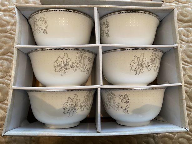 Новый набор чашек Irshi