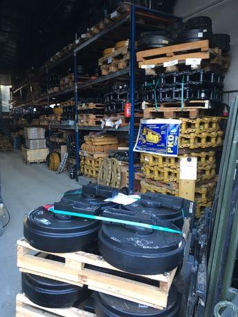 Roata ghidaj buldozer excavator Liebherr, Volvo, Caterpillar
